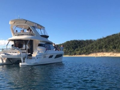 Aquila 44 Power Catamaran shared boat with Yachtshare