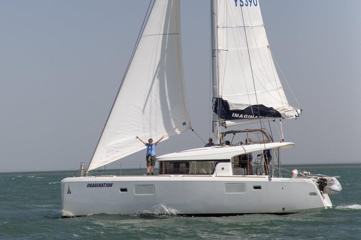 Lagoon 39 Catamaran boat share/syndicate