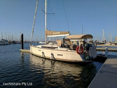 "Jeanneau Sun Odyssey 379 ""Elation"" Boat share with Yachtshare."