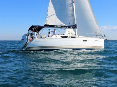 Jeanneau Sun Odyssey 36i boat share with Yachtshare