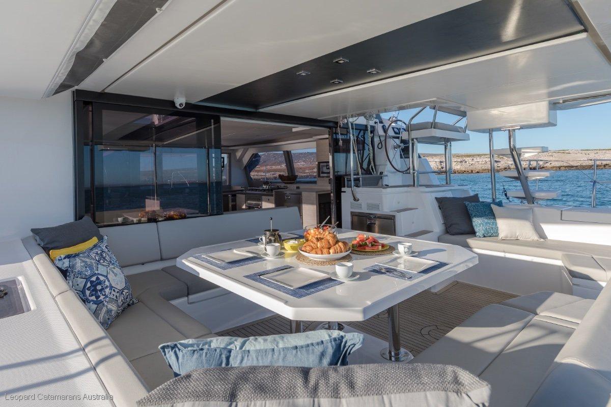 Leopard Catamarans 50