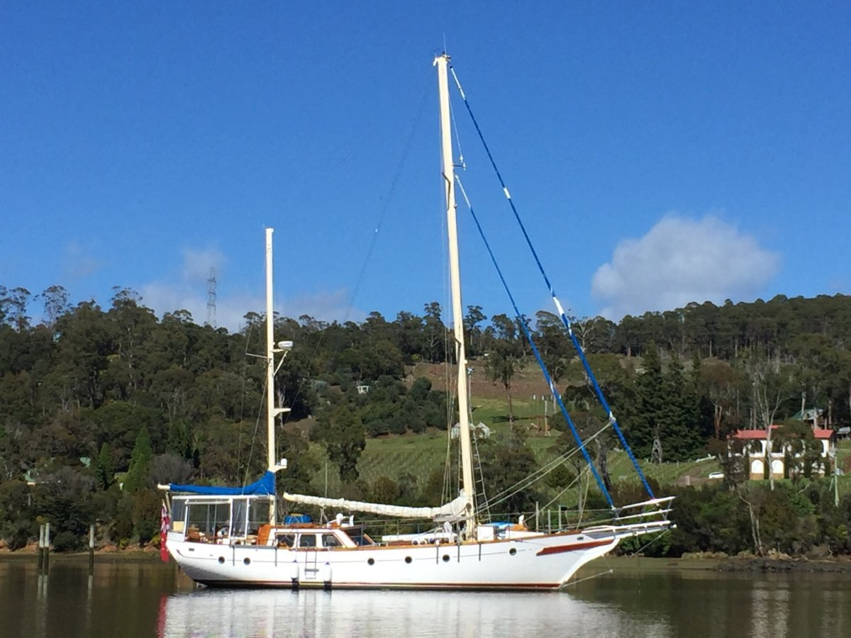 Formosa 50 Ketch URGENT SALE REQUIRED
