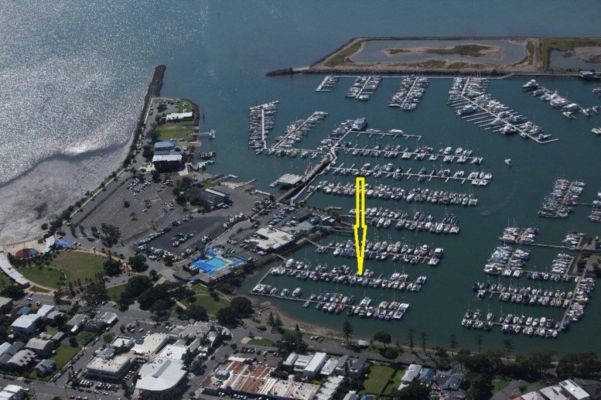 12 Metre Berth, I13 Moreton Bay Trailer Boat Club, Manly