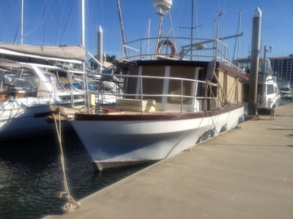 Mossman Cruiser ex commercial/charter
