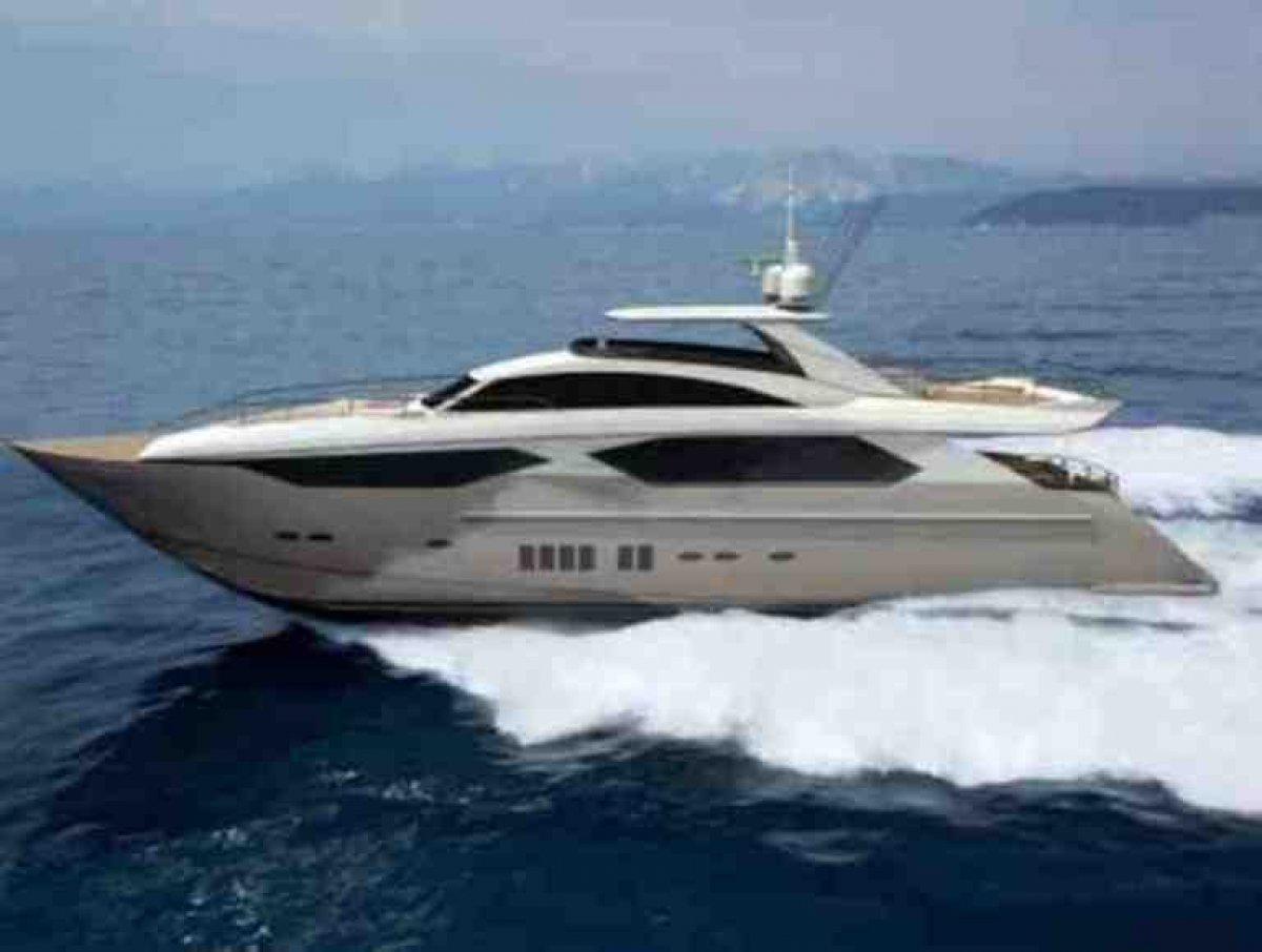 Kingbay 1080 - 32.9m Motoryacht