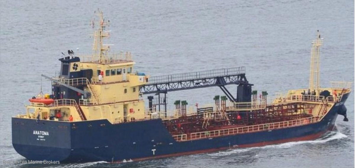 Custom 65M STEEL BUNKER BARGE