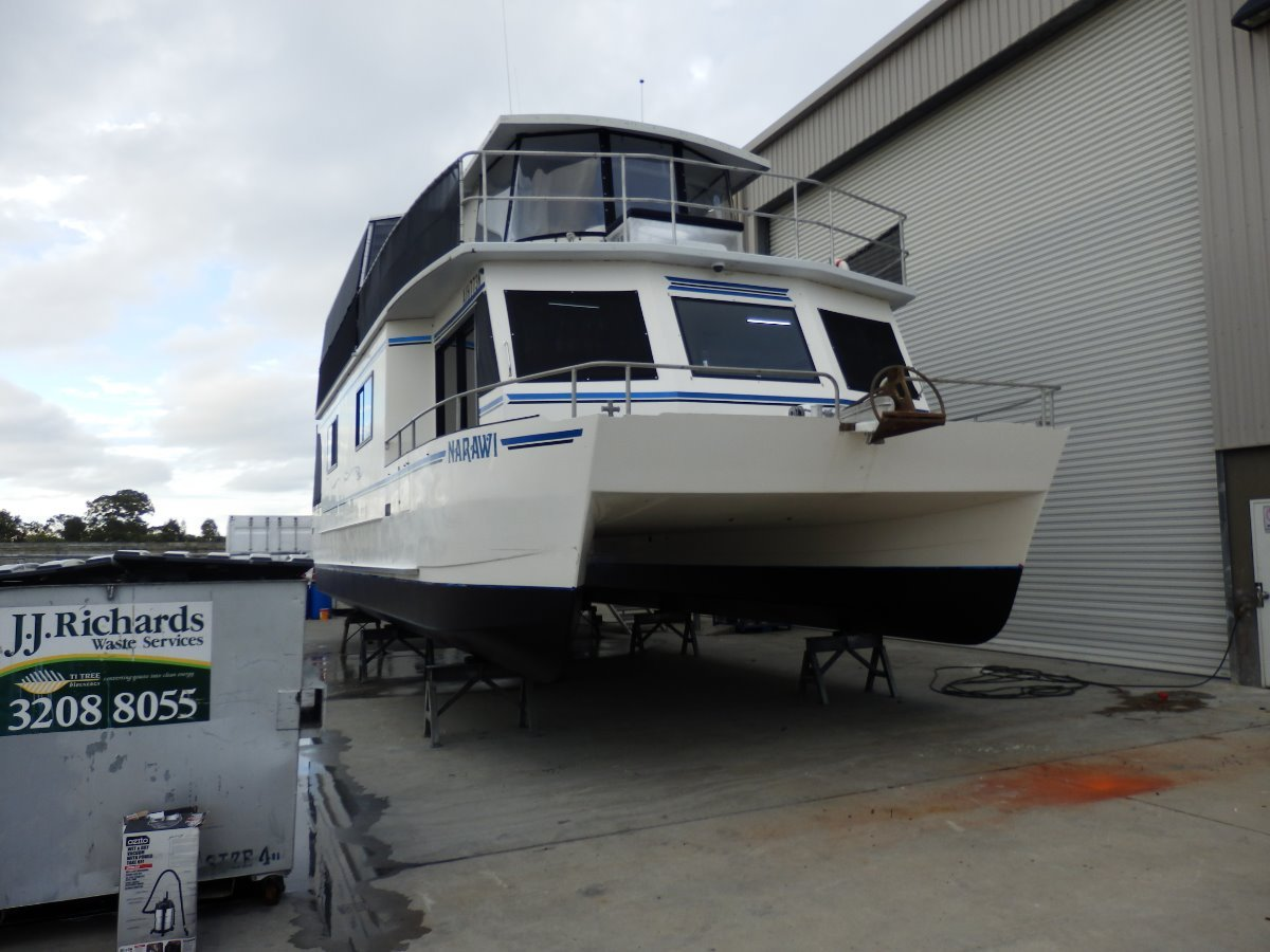 Eagle Catamaran Coastal Cruiser Power Boats Boats