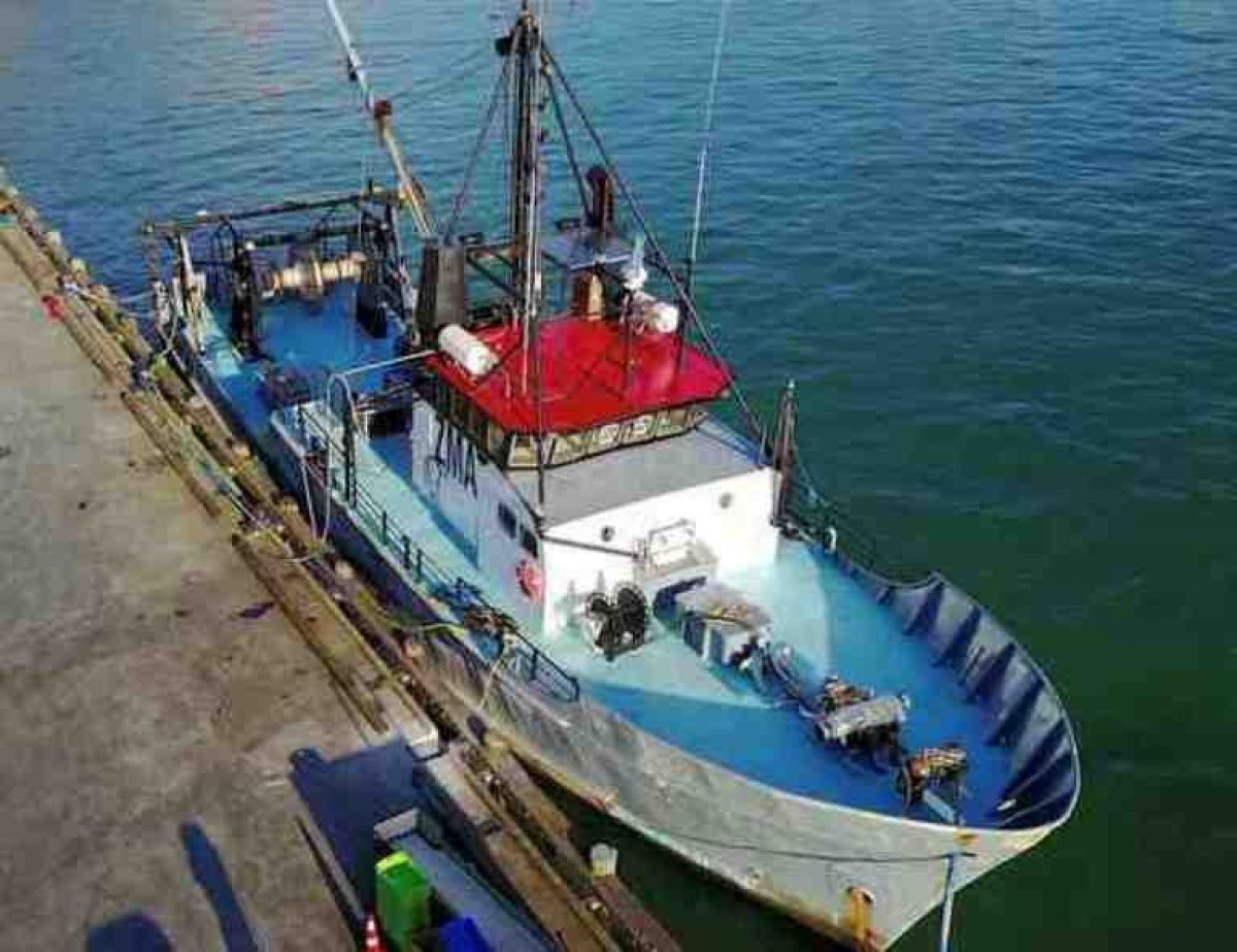 30m Trawler - Priced to Sell