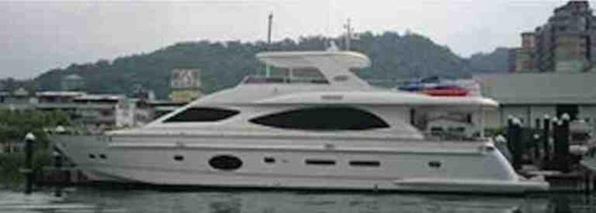 Ocean 80 Motoryacht