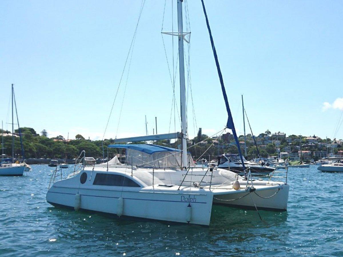 Seawind 850 Catamaran