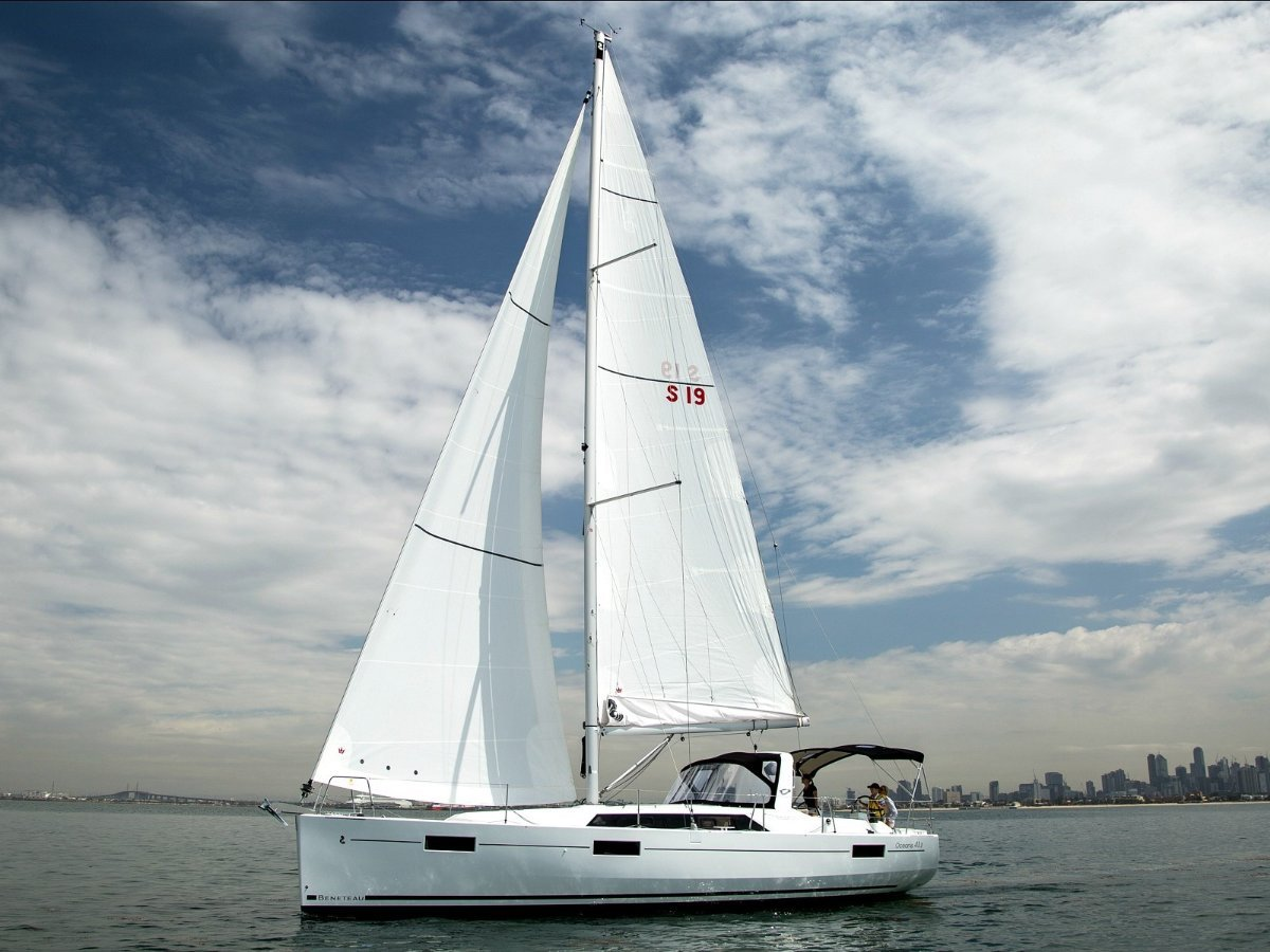 "Beneteau Oceanis 41.1 ""Jubilation"" now available at Yachtshare"