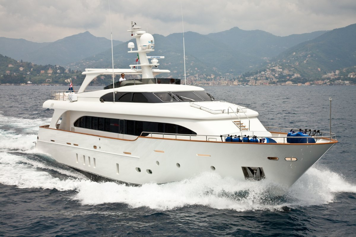 BSD Yachts 90