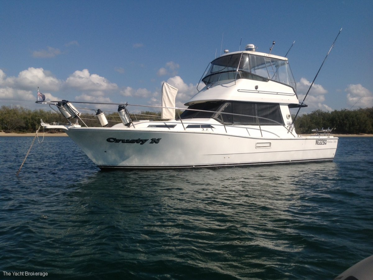 Steber 36 Flybridge REDUCED Must Sell ! Offers Welcome !