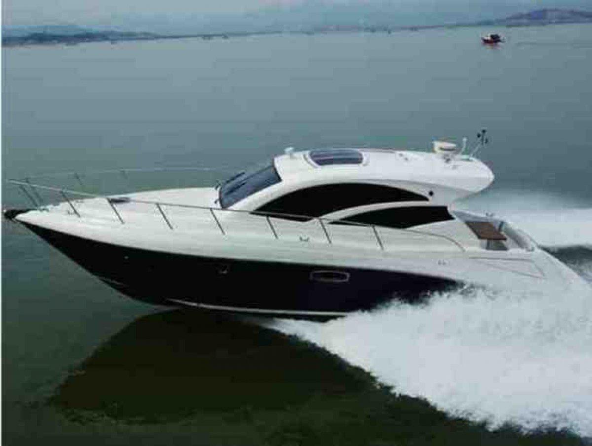 Kingbay 400 - 13.77m Motoryacht