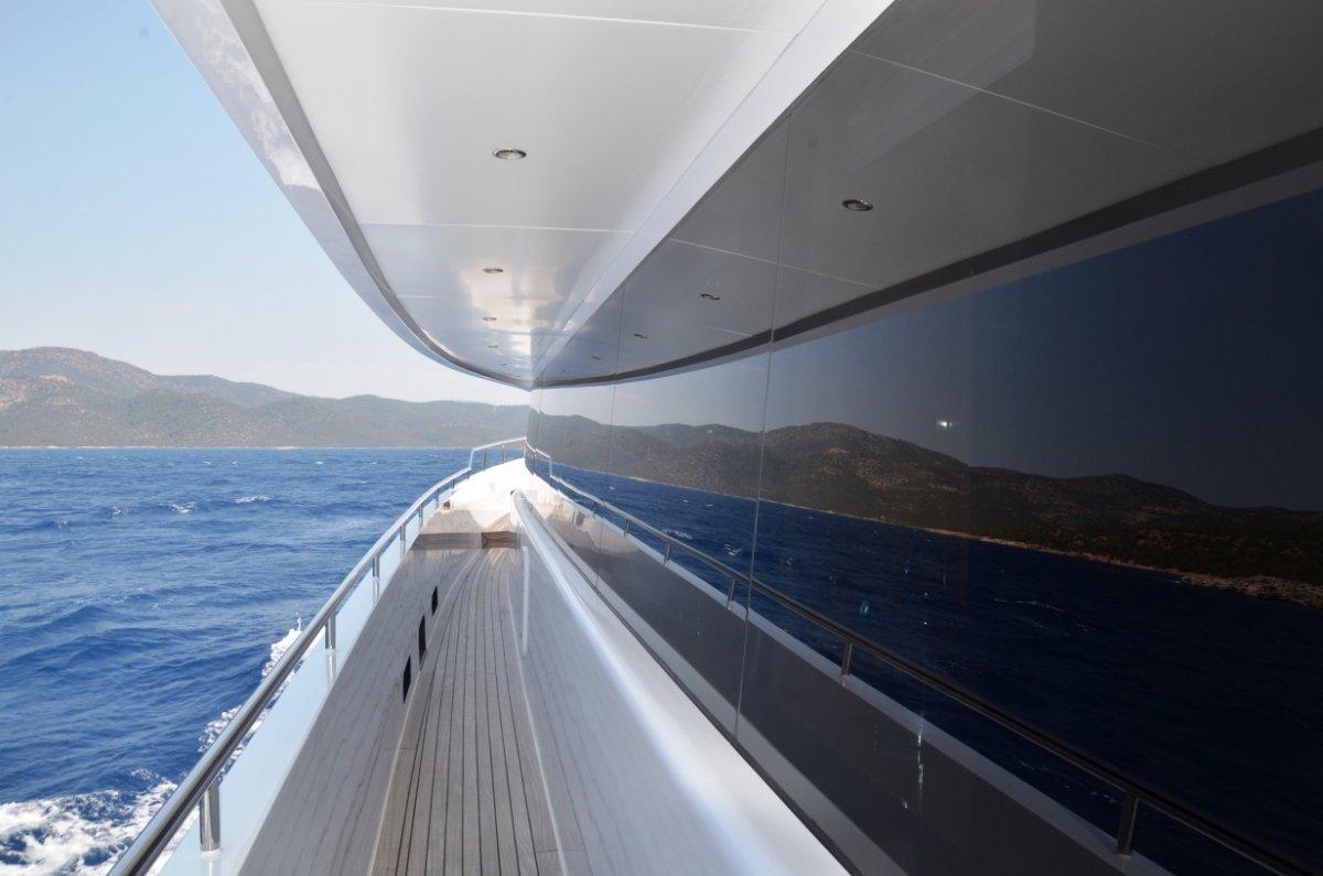 Aegean Yachts Custom