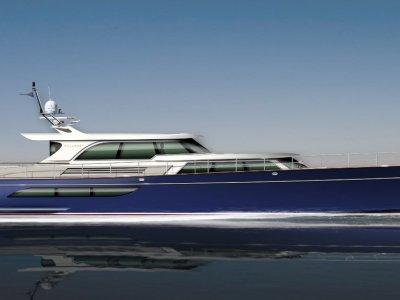Werner Yacht Design - Bellezza 105