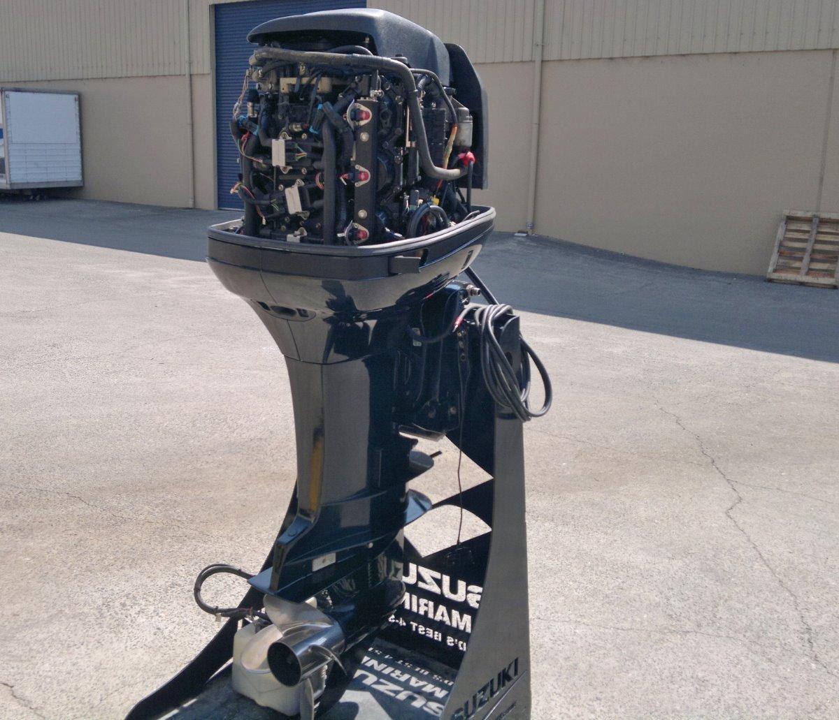 2002 Fully Rebuilt Mercury Optimax 200hp