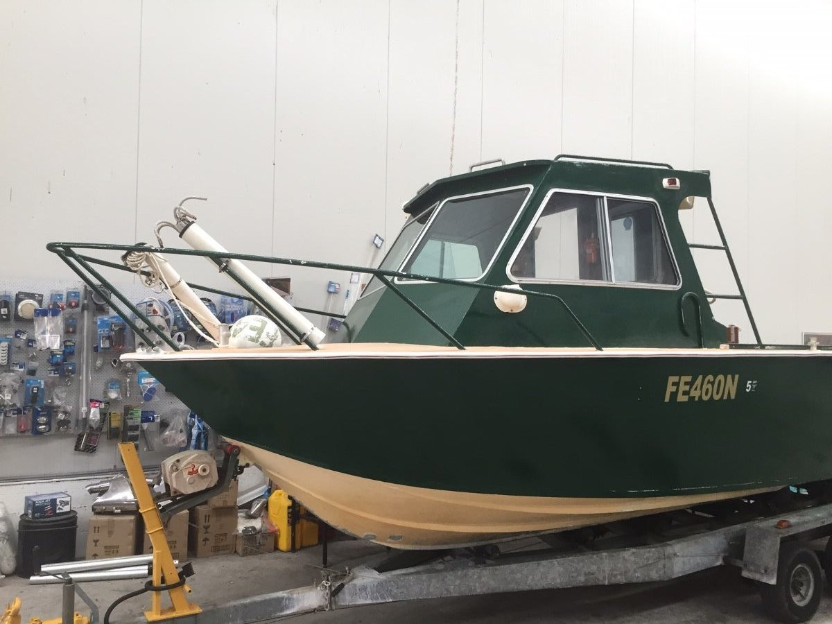 Starcraft Plate Alloy Fishing Boat