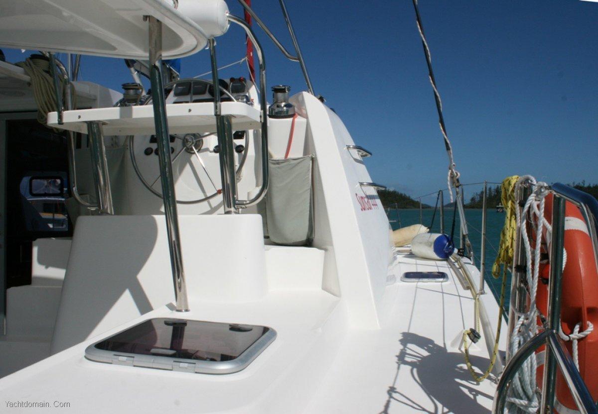 Leopard Catamarans 44 Three cabin Owner's Version