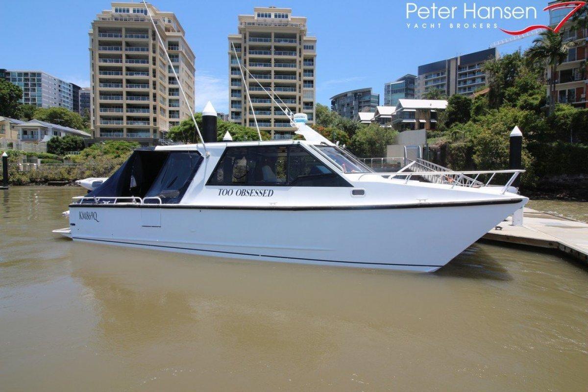 Alloy Power Catamaran