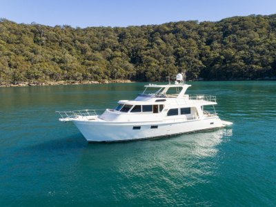 Marlow Yachts Explorer 53 - Beyond expectations.