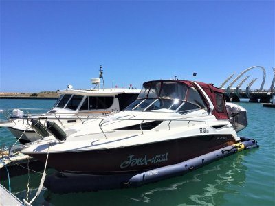 Larson Cabrio 285 The perfect intro to family boating
