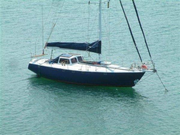 Walker Zodiac 40 Ferrocement Cruising yacht for sale Sydney