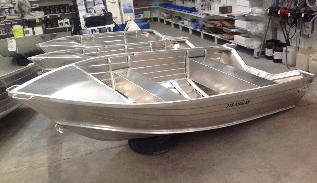 Horizon Aluminium Boats 375 Angler Dinghy
