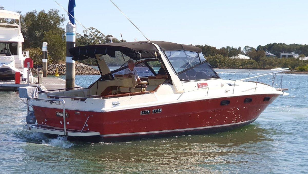 Vickers 31 Sportscruiser