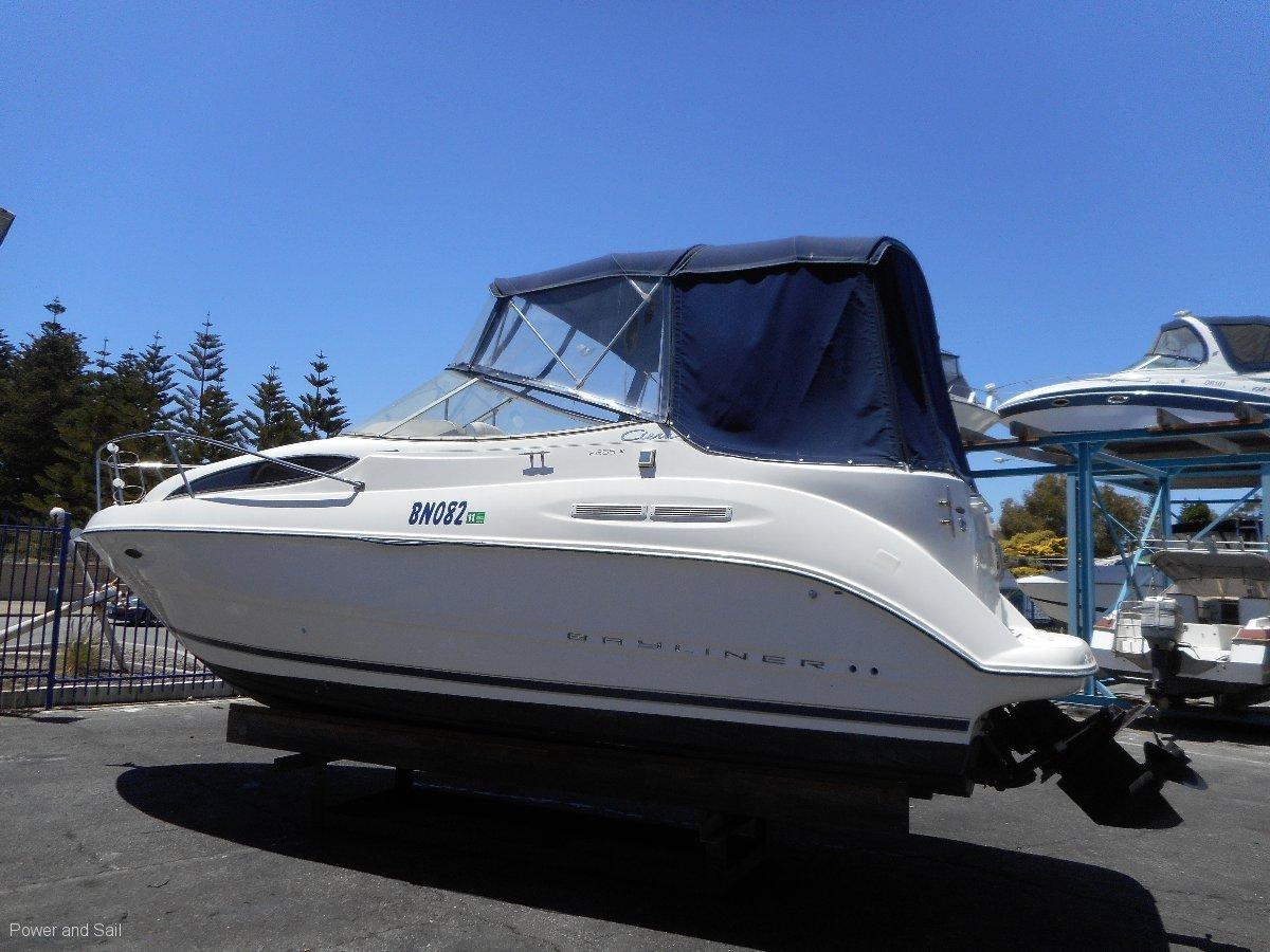 Bayliner 2655 SI