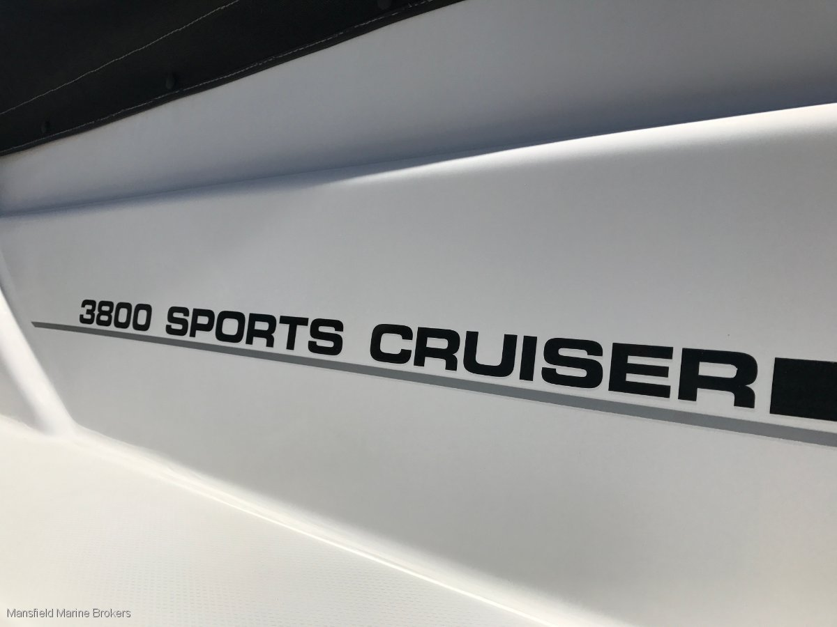 Mustang 3800 Sportcruiser This Boat is IMMACULATE....