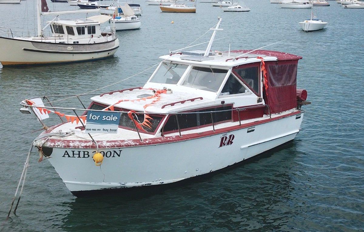 Owens 26 Cruiser
