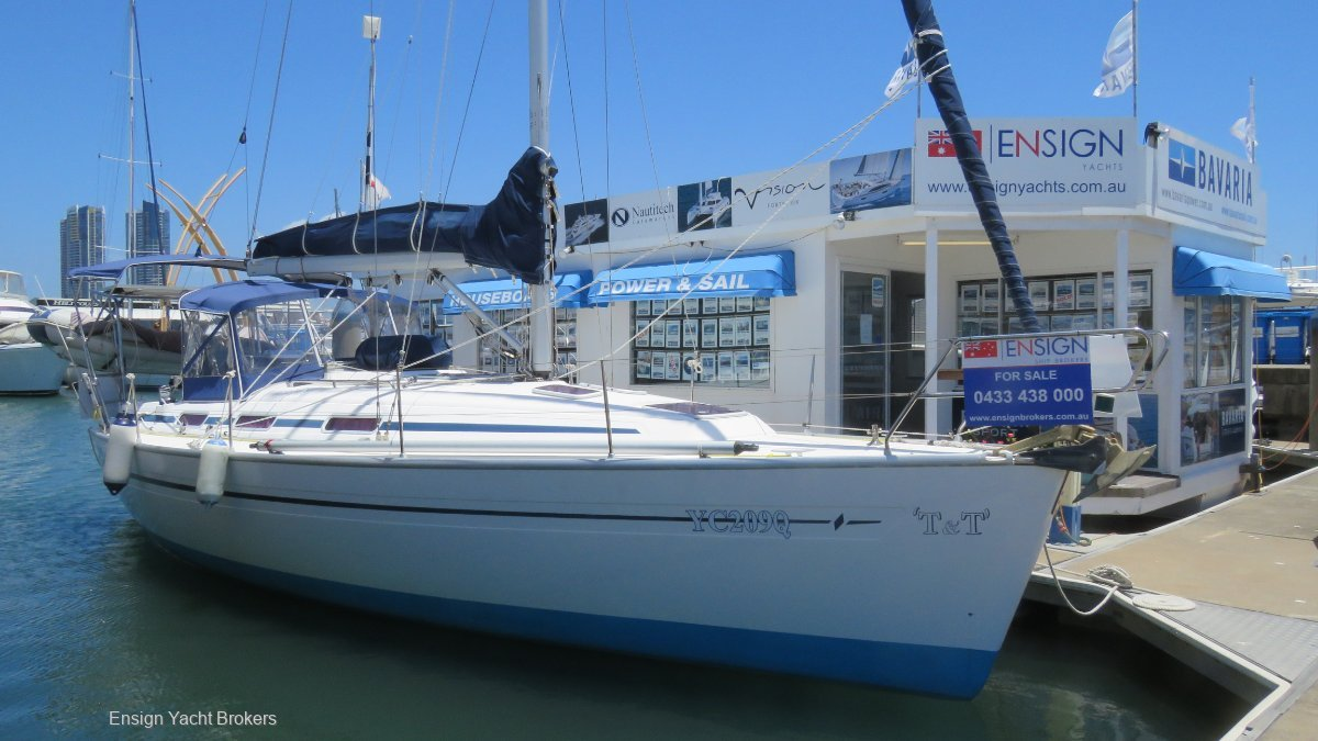 Bavaria Cruiser 36 For Sale Ensign Yacht Brokers