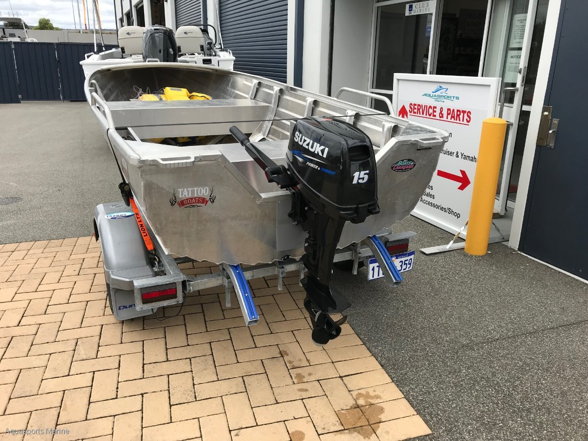 Tattoo Boats Magnum 375 Dinghy