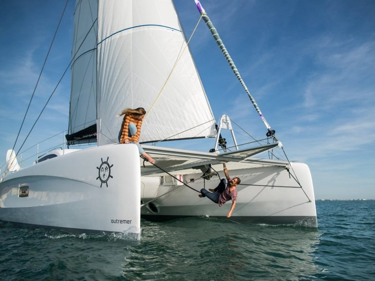 Outremer 45 Syndicate