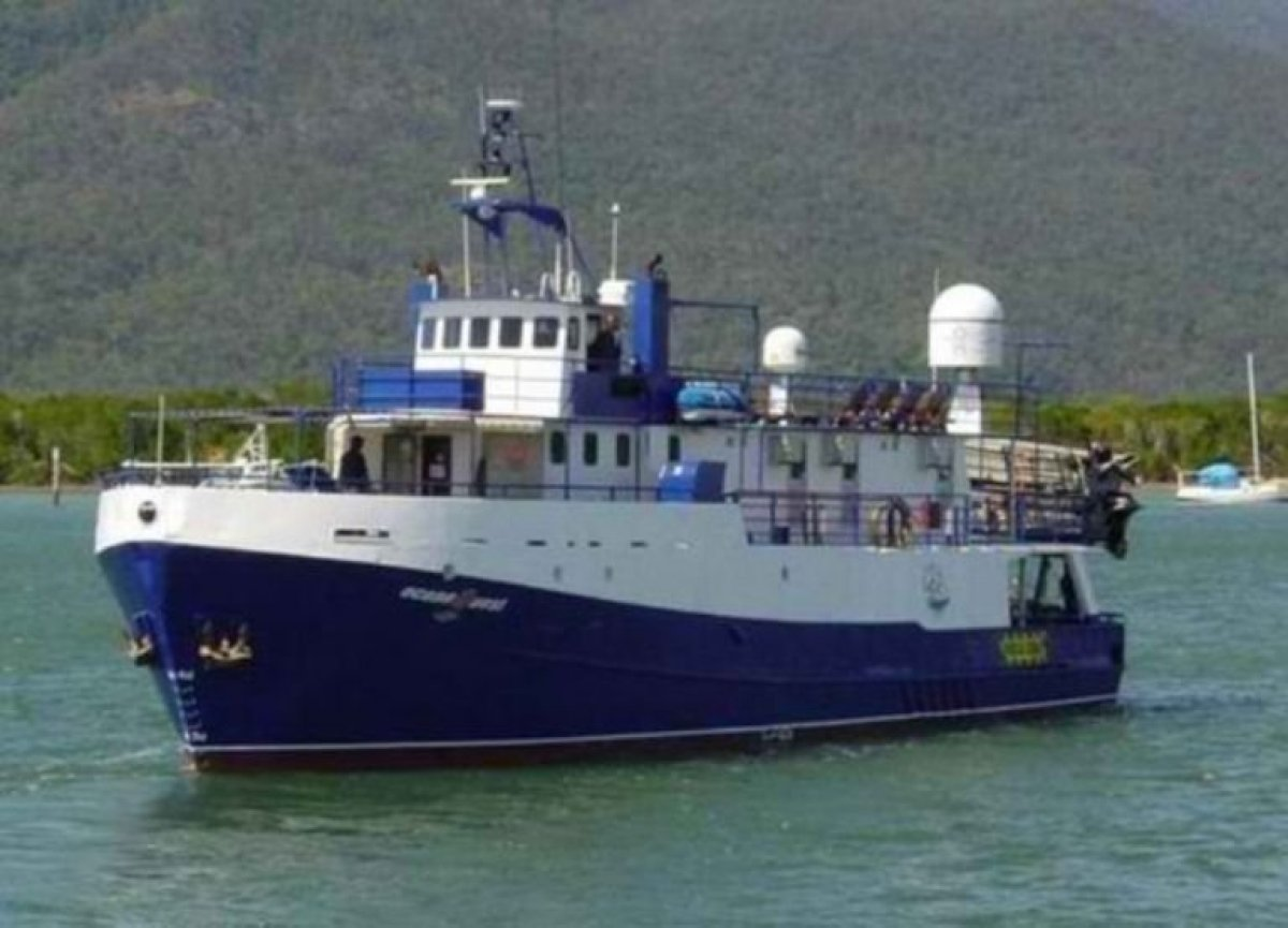 28.6m Accommodation Vessel
