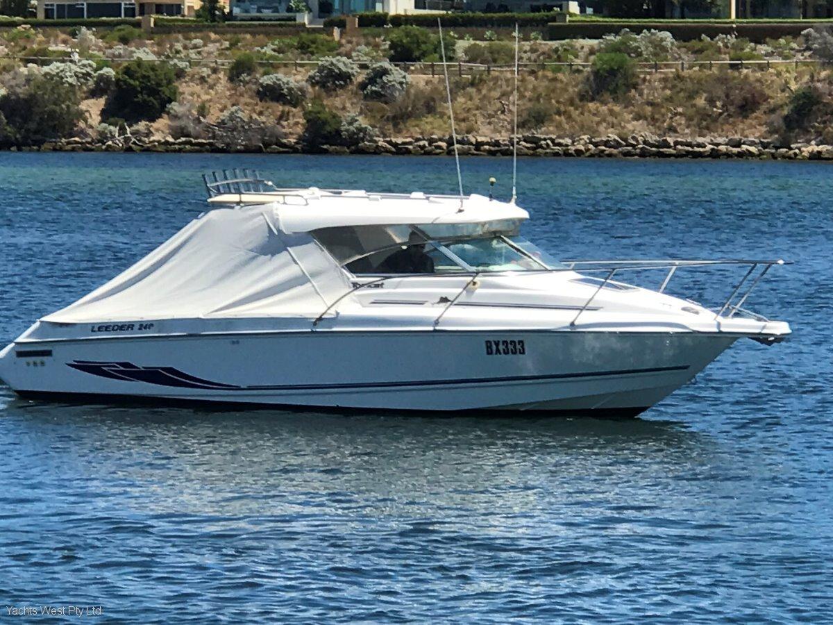 Leeder Tomcat 240:LEEDER TOMCAT 240 BY YACHTS WEST