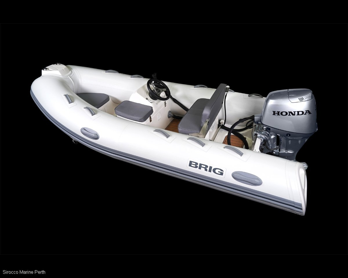 Brig Falcon 350HT Rigid Inflatable Tender RIB (IN STOCK)