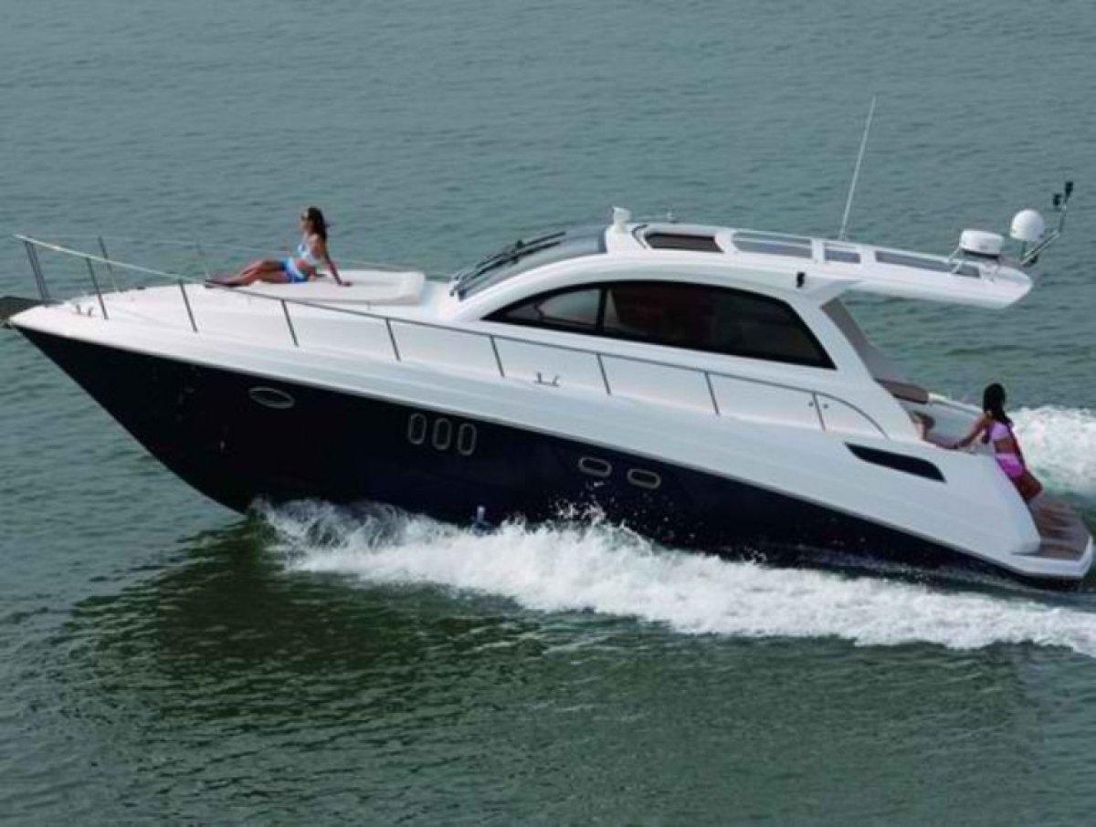 Kingbay 360 - 11.3m Motoryacht