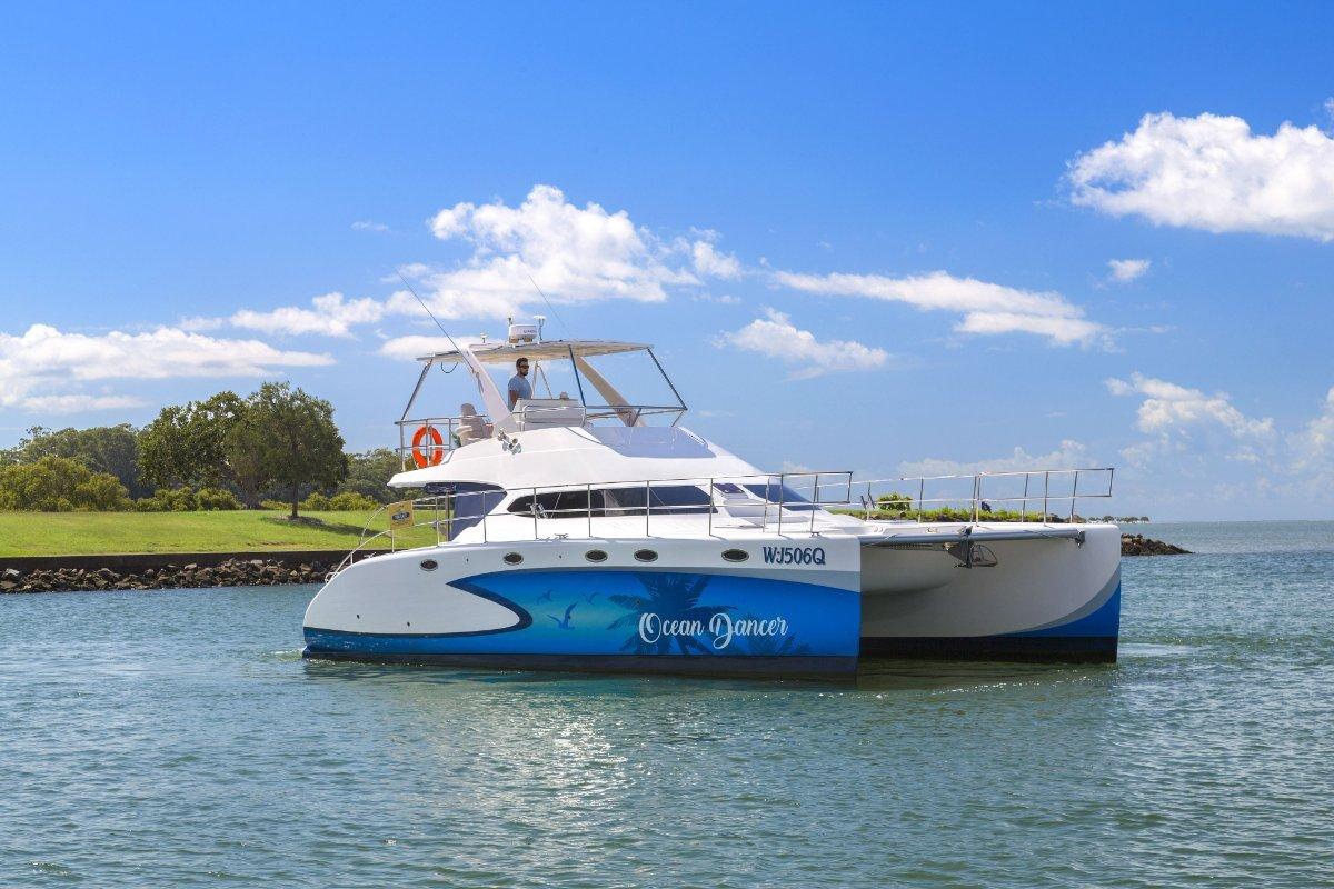 Fusion Catamarans 40 Power Cat