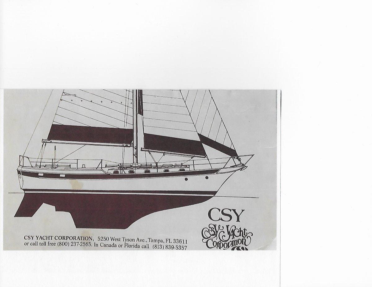 CSY Walkover