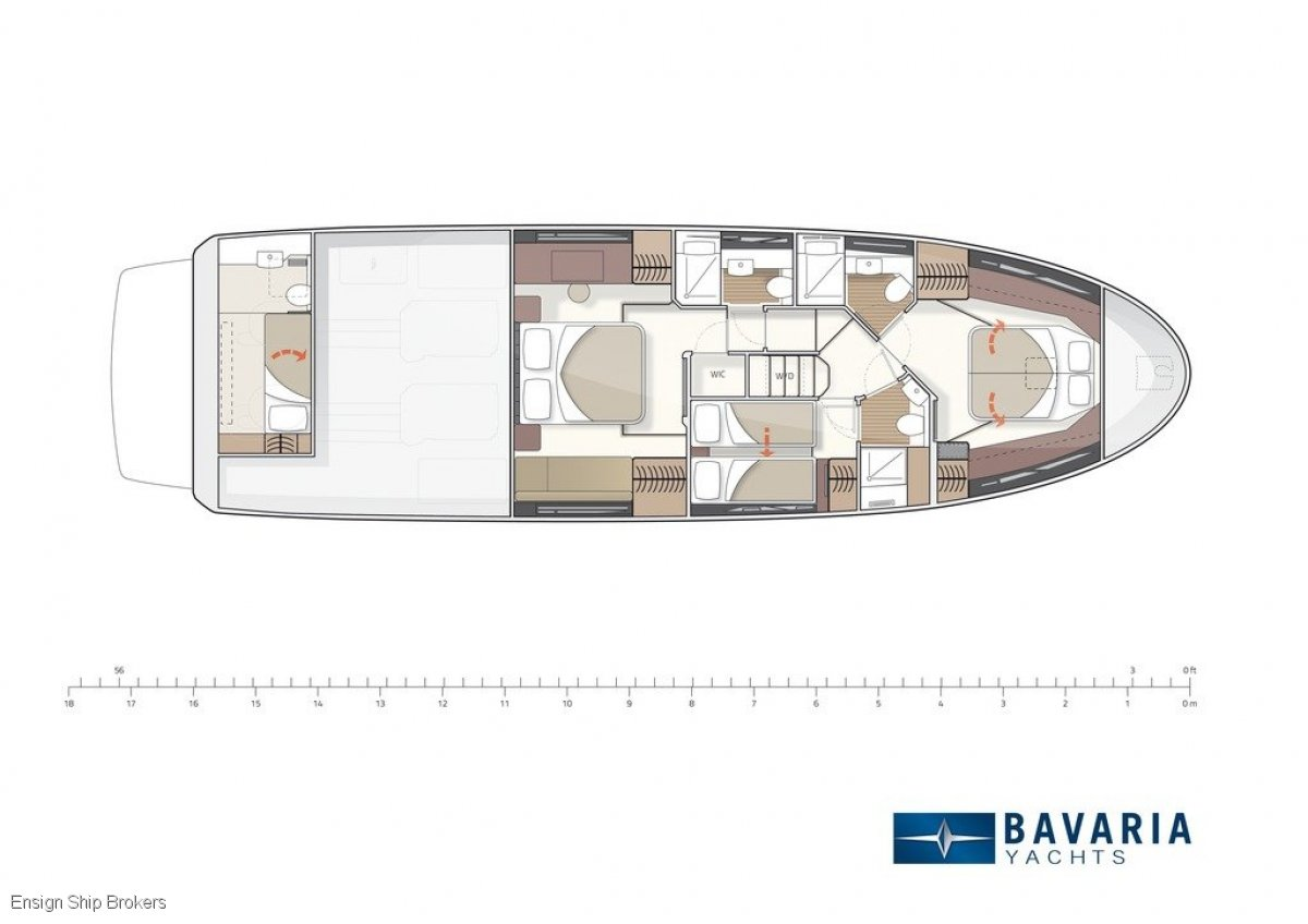 Bavaria R55 Fly