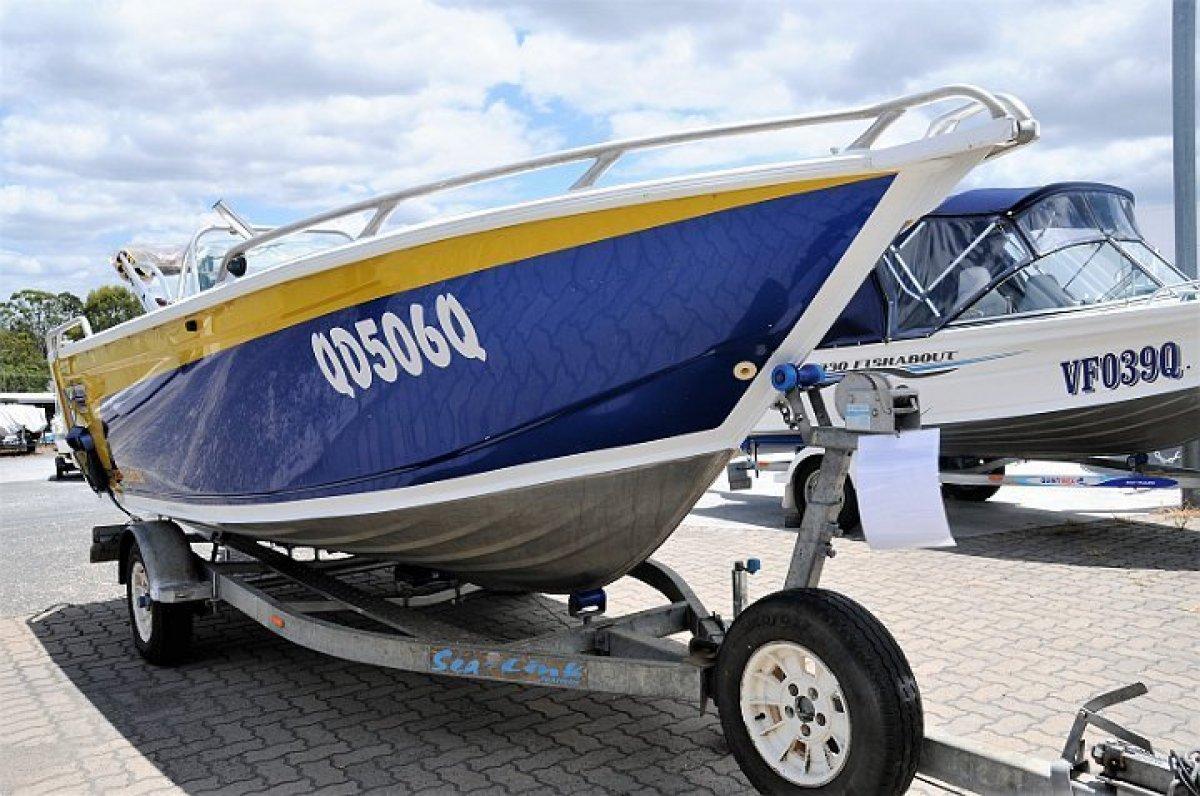 Horizon Aluminium Boats Northerner 485