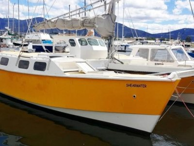 Murray Isles 30ft catamaran