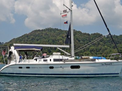 Hunter 41 Yacht For Sale in Langkawi.
