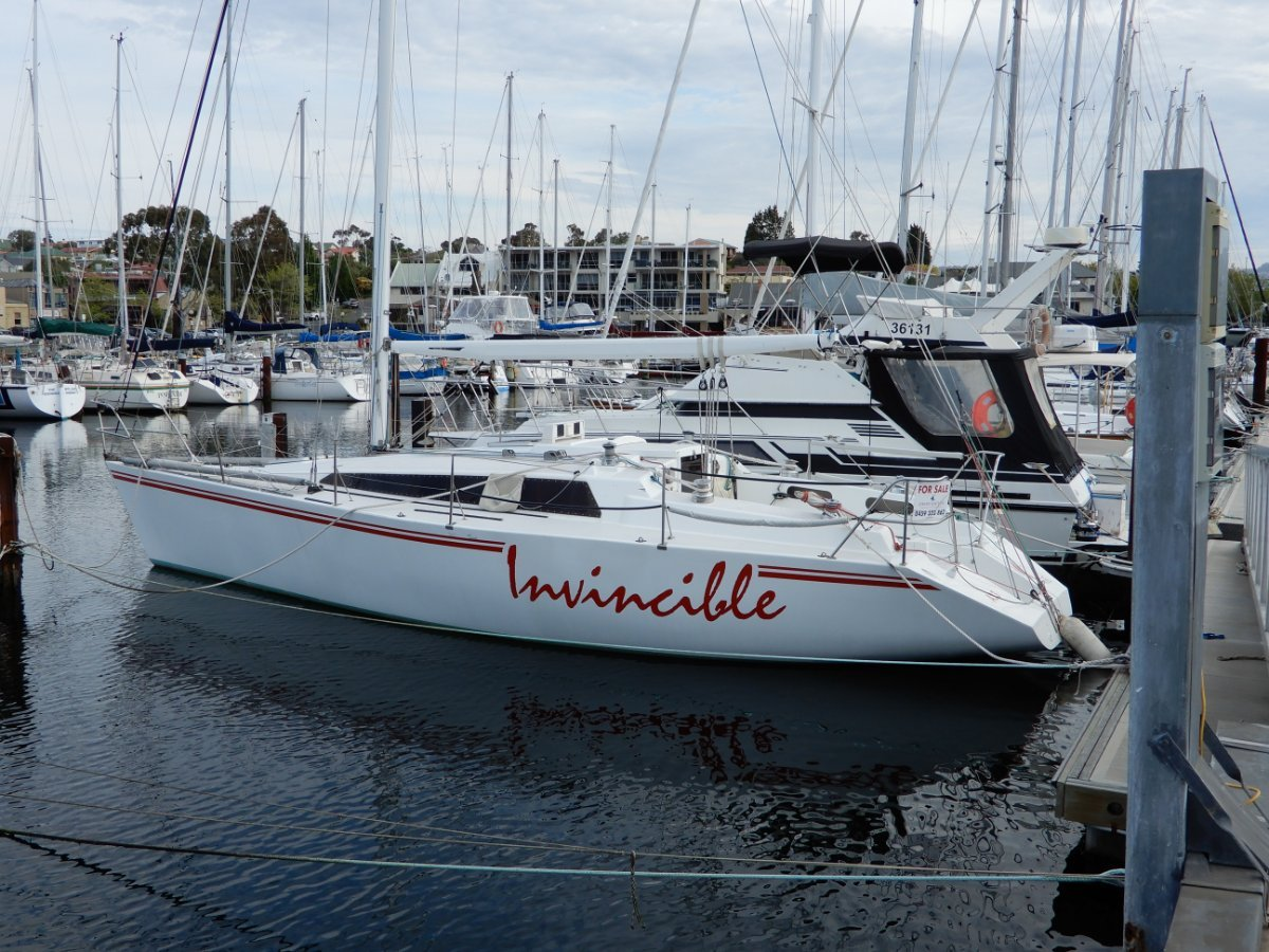 Farr 1104 INVINCIBLE THE NAME SAYS IT ALL