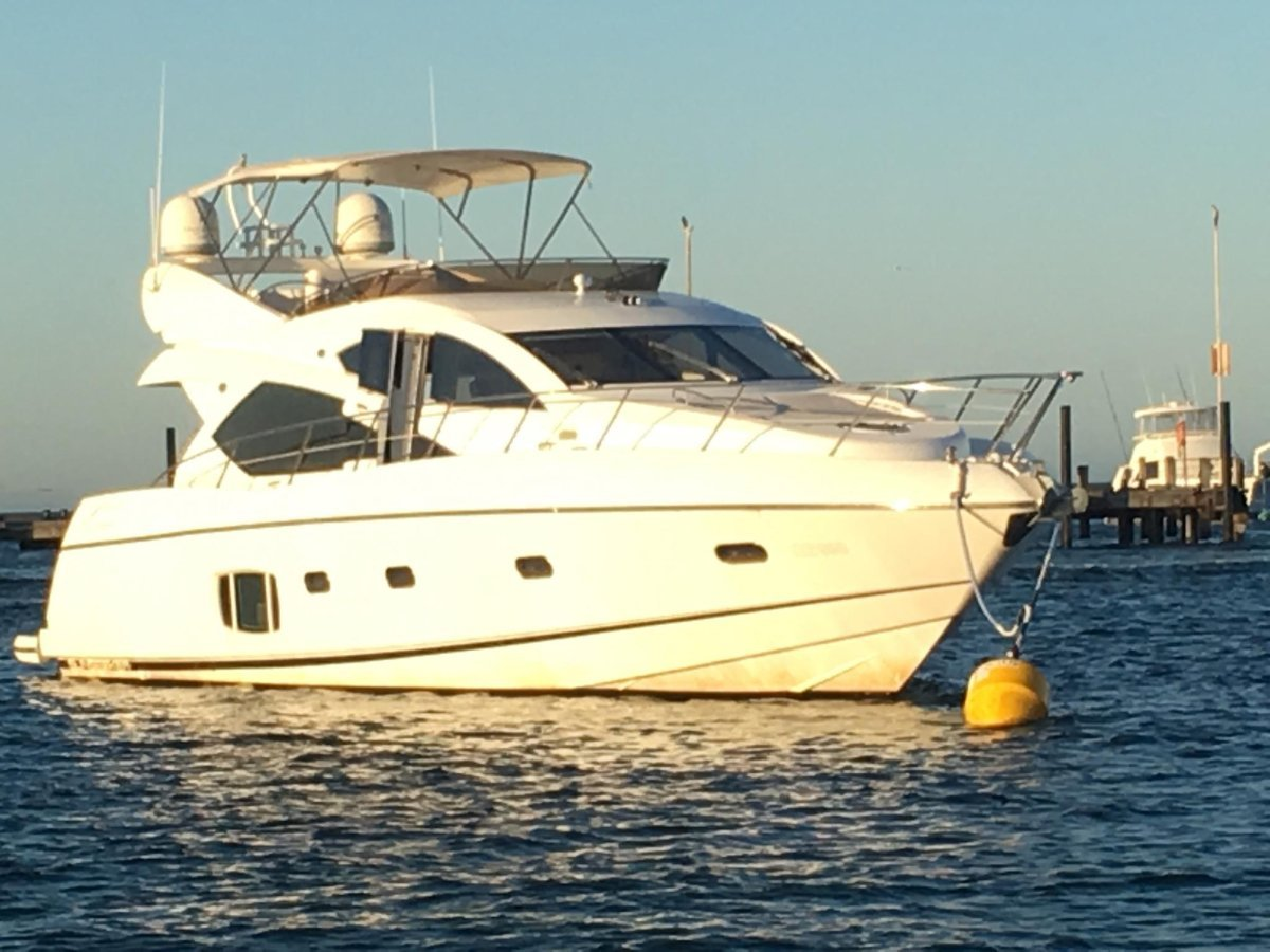 Sunseeker Manhattan 60 MKII