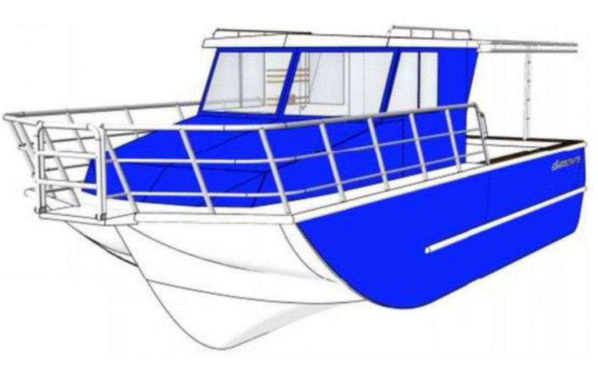 9.6m Pro Fishing Boat