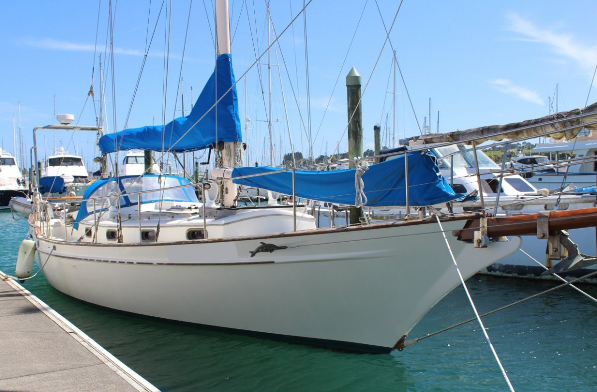 Terry Wells Blue Water 42