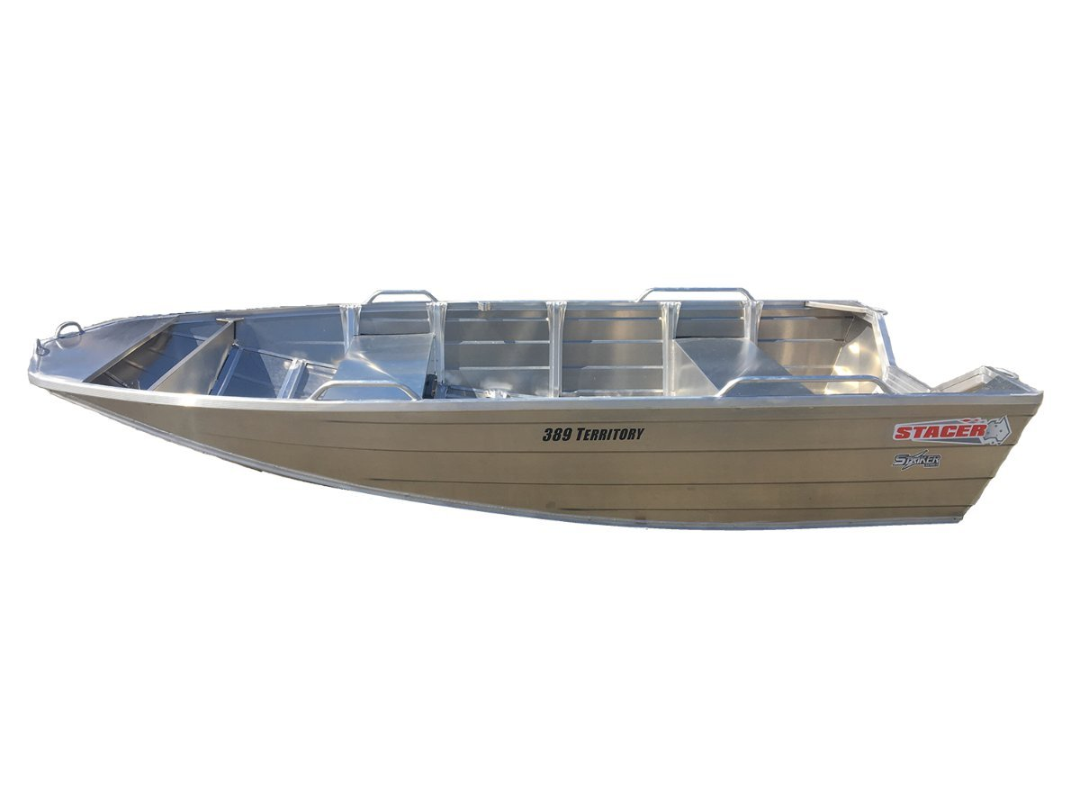 Stacer 389 Territory Striker HULL ONLY